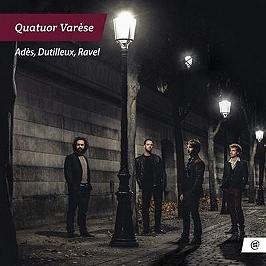 Adès Dutilleux Ravel, CD