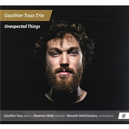Unexpected things, CD Digipack