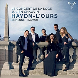 Haydn l'ours, CD
