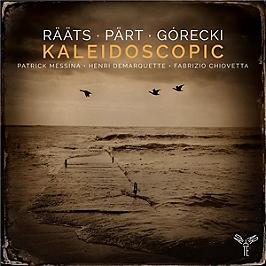 Kaléidoscopic, CD