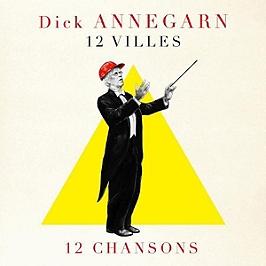 12 villes 12 chansons, CD Digipack