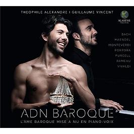 ADN baroque, CD