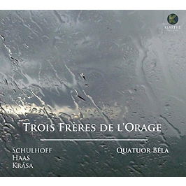 Trois frères de l'orage, CD