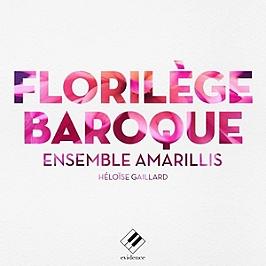 Florilège baroque, CD