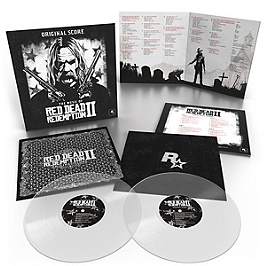 The music of red dead redemption 2, Double vinyle