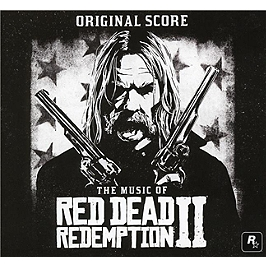 The music of red dead redemption 2, CD Digipack