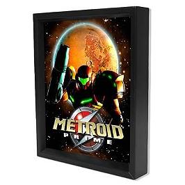 Cadre 3D lenticulaire Metroid