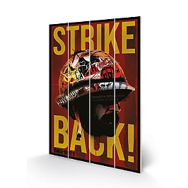 Call of Duty wood art black ops cold war strike back