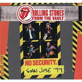 From the vaults : no security, San José 1999, Edition 2 CD + 1 DVD digipack., CD + Dvd