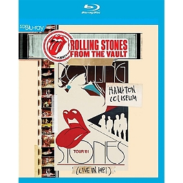 From the vault - Hampton coliseum - live in 1981, Blu-ray Musical