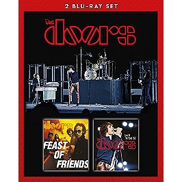 Feast of friends + Hollywood Bowl, Blu-ray Musical