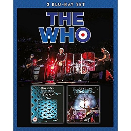 Sensation - the story of Tommy + Tommy live at the Royal Albert Hall, Blu-ray Musical