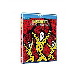 Voodoo lounge uncut, Blu-ray Musical