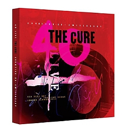 Curaetion 25 - anniversary, Edition limitée 4 CD + 2 Bly-ray - livre dos carré, 40 pages, CD + Blu-ray