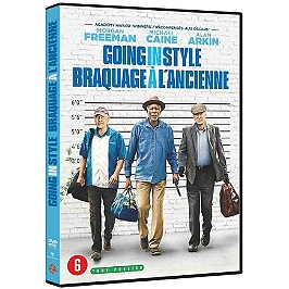 Going in style - braquage à l'ancienne, Dvd