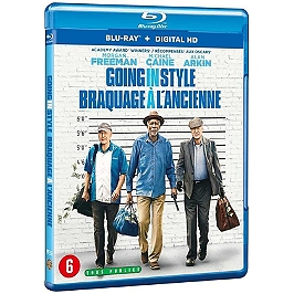 Going in style - braquage à l'ancienne, Blu-ray