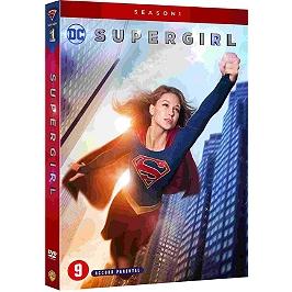 Coffret Supergirl, saison 1, Dvd
