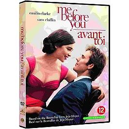 Avant toi - me before you, Dvd