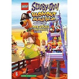Lego Scooby-Doo ! : mystère à la plage, Dvd