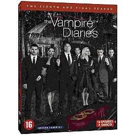 Coffret the vampire diaries, saison 8, 16 épisodes, Dvd