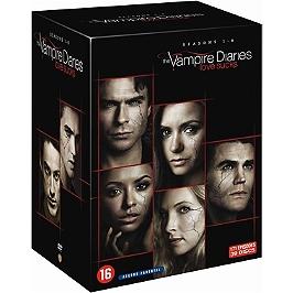 Coffret the vampire diaries, saisons 1 à 8, Dvd