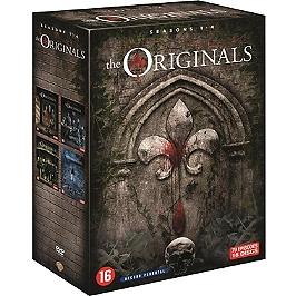 Coffret the originals, saisons 1 à 4, 79 épisodes, Dvd