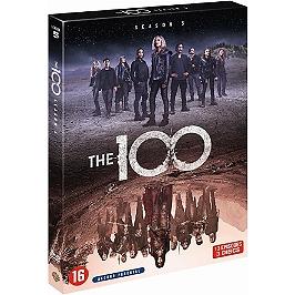 Coffret the 100, saison 5, 13 épisodes, Dvd