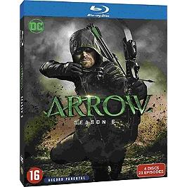 Coffret Arrow, saison 6, 23 épisodes, Blu-ray