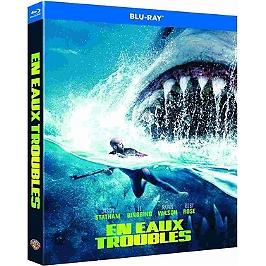 En eaux troubles - the meg, Blu-ray