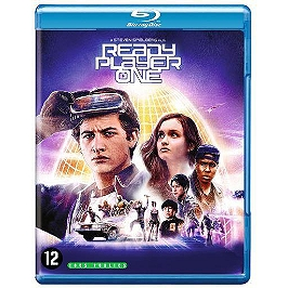 Ready player one, Blu-ray