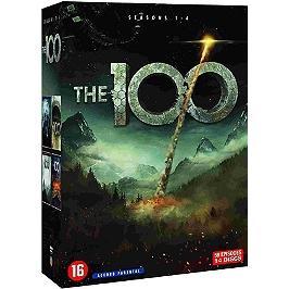 Coffret les 100, saisons 1 à 4, Dvd