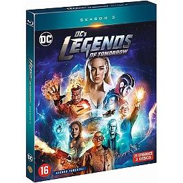 Coffret DC's legends of tomorrow, saison 3, 21 épisodes, Blu-ray