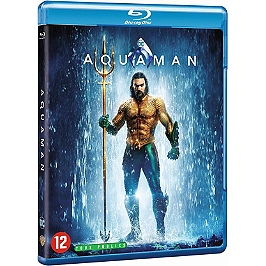 Aquaman, Blu-ray