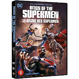 Reign of the Supermen, Dvd