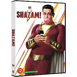 Shazam !, Dvd
