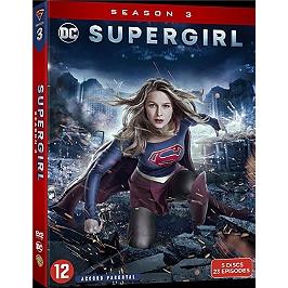 Coffret Supergirl, saison 3, 26 épisodes, Dvd