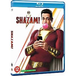 Shazam !, Blu-ray