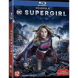 Coffret Supergirl, saison 3, 26 épisodes, Blu-ray