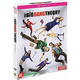The big bang theory, saison 11, 24 épisodes, Dvd