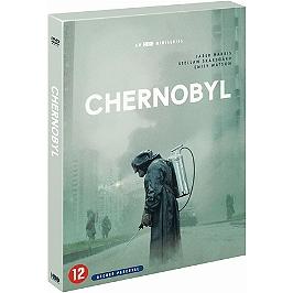 Coffret Chernobyl, 5 épisodes, Dvd