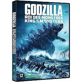 Godzilla II : roi des monstres, Dvd