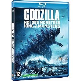 Godzilla II : roi des monstres, Blu-ray