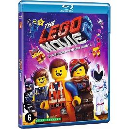 La grande aventure Lego 2, Blu-ray