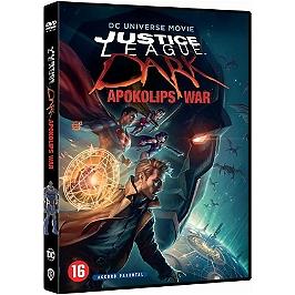 Justice league dark : apokolips war, Dvd