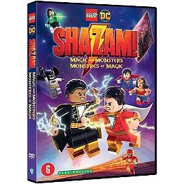Lego DC superheroes : Shazam !, monstres et magie, Dvd