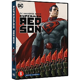 Superman red son, Dvd