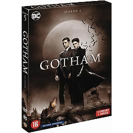 Coffret Gotham, saison 5, 12 épisodes, Dvd