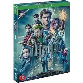 Titans, saison 2, Dvd