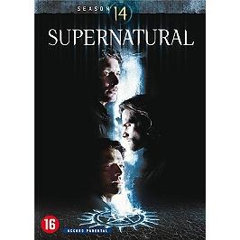 Supernatural, saison 14, Dvd