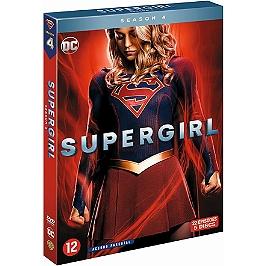 Coffret Supergirl, saison 4, 22 épisodes, Dvd